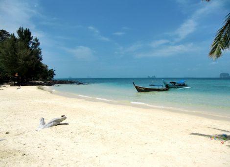 В Тайланде этот архипелаг южных островов в Андаманском море еще называют островами Транг — по имени столицы провинции к которой они относятся (фото, описание)