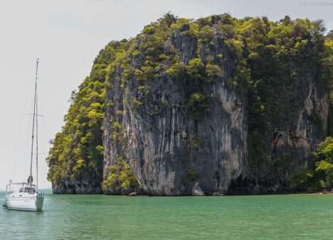 Хонг в переводе с тайского означает – комната! В Андаманском море есть 2 острова с таким названием, данный остров находится в провинции Краби.
