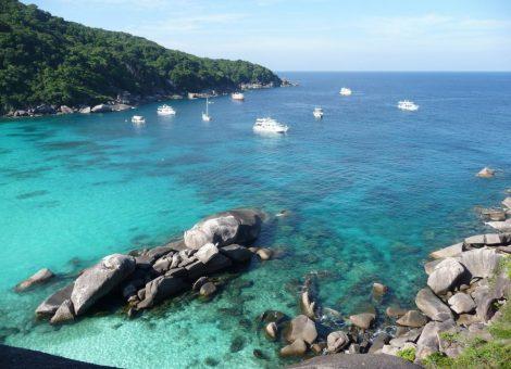 Симиланские острова по праву входят в десятку красивейших мест в мире! Чтобы полностью насладиться красотой этих мест вам просто необходим двухдневный тур!