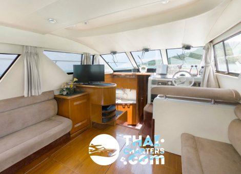 «seahawk» моторная яхта