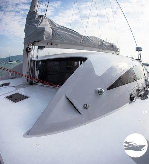 «Galeforce» парусный катамаран