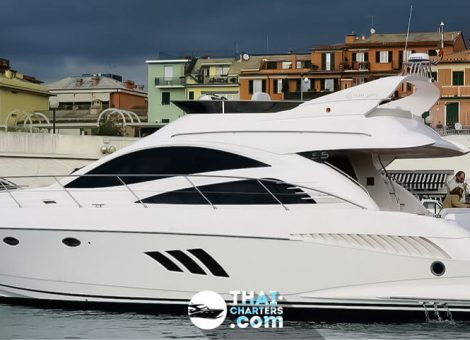 «Integrity 55» моторная яхта
