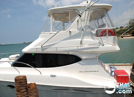 «Anna Maria» моторная яхта