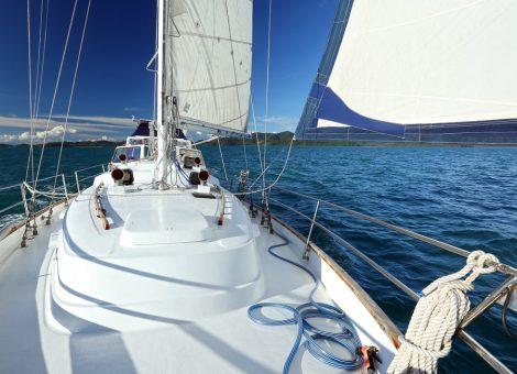 «Аморэ» парусная яхта