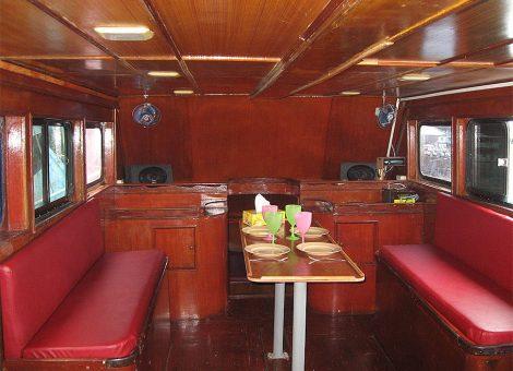 Рыбацкая лодка в аренду  на пхукете, прекрасно подойдет для рыбалки или рыболовных туров, на один или несколько дней.