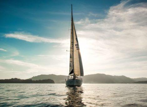 11,5 метровая яхта «Agata». Отличный, вариант классической  круизной яхты. В аренду на Пхукете