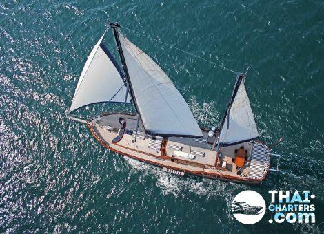 «Capricorn» парусная яхта
