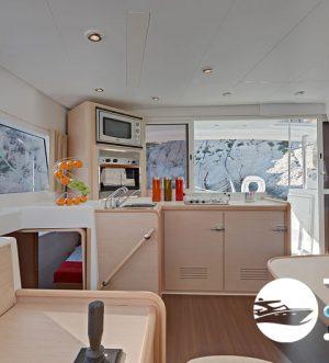 «Lagoon 400 S2» парусный катамаран