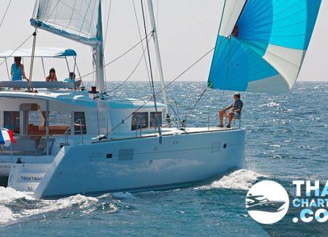 «Lagoon 450» парусный катамаран