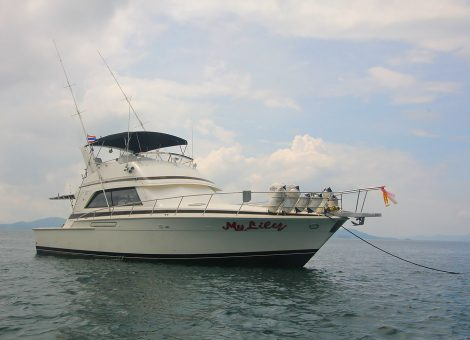 An excellent choice for recreation and fishing with family or friendly company on one or more days.