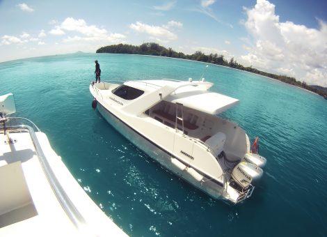 «Lucky» speedboat sale