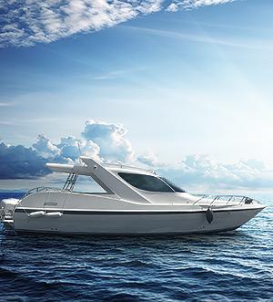 «Lucky» speedboat