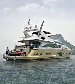 «Bilgin 96» моторная яхта