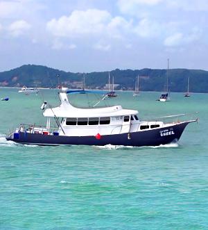 «Guzel» fishing boat