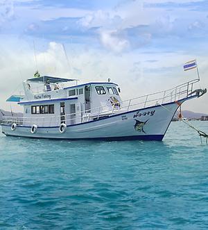 «Nana» fishing boat