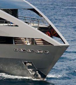 «Ocean Emerald» моторная суперяхта
