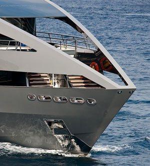«Ocean Emerald» motor superyacht