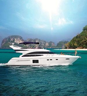 «Princess 64» motor yacht
