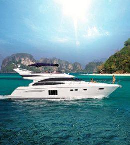 «Princess 64» моторная яхта
