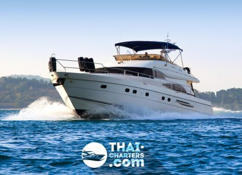 Первоклассная яхта! Элитная принадлежность этой яхты не отказывать себе не в чем, а получать удовольствие от каждого мгновения в приватной обстановке.