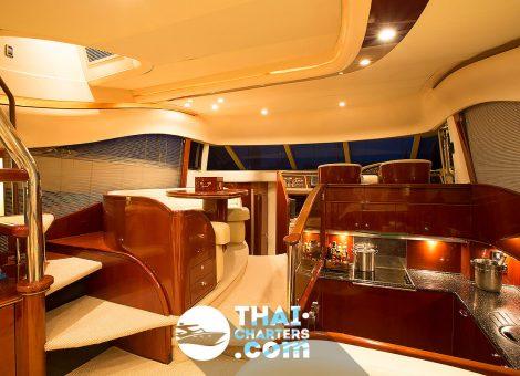 «Princess 65» моторная яхта
