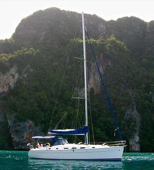 «Valhalla» парусная яхта
