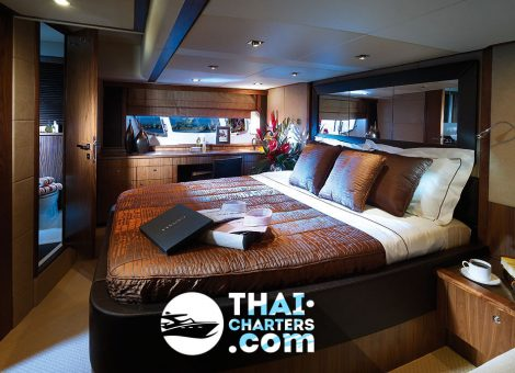 «sunseeker 65» моторная яхта