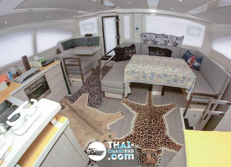 «leopard 51» МОТОРНЫЙ КАТАМАРАН