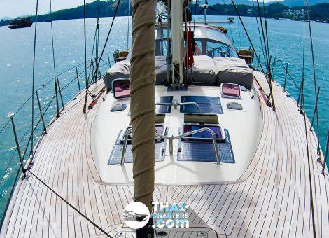 «futuna 57» парусная яхта