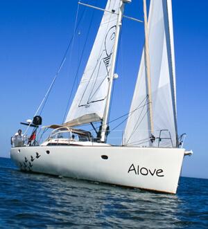 «futuna 57 Alove Sailing Yacht For Rent» парусная яхта (Копировать)