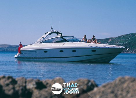 Gambit speedboat is excellent for sea trips and snorkeling. There is a fresh water shower, toilet, snorkeling equipment and life jackets onboard.