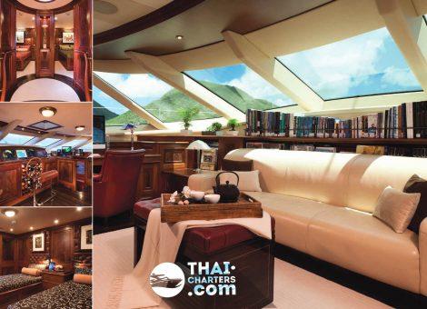 «tiara 54» парусная яхта
