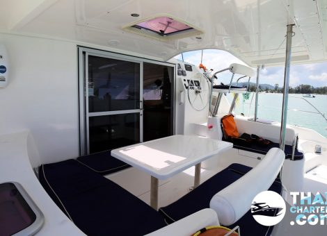 «leopard 39» парусный катамаран