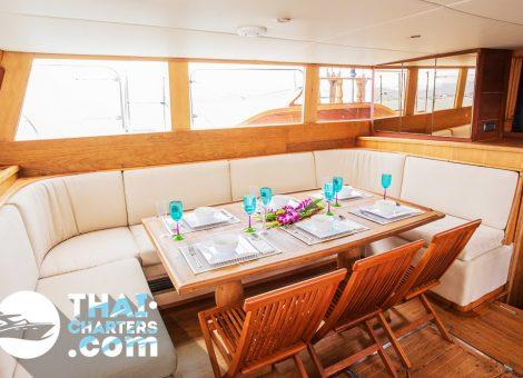 «gulet 81» парусная яхта
