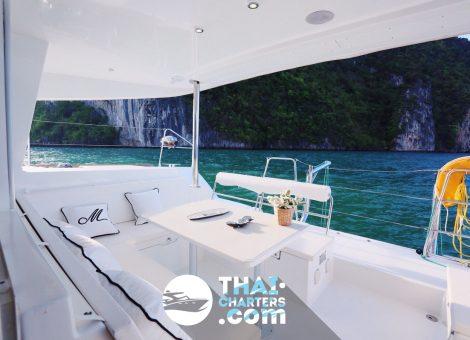 «lagoon 400» парусный катамаран