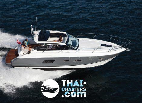 «princess V39» моторна яхта