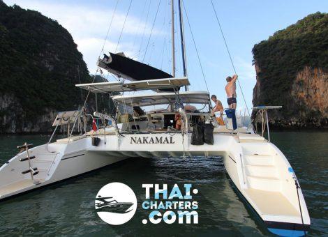 «nakamal 46ft» парусный катамаран