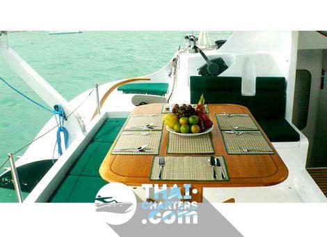 «Нина 38ft» парусный катамаран
