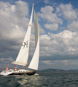 «first 53ft» парусная яхта