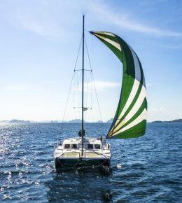 «mahayana 51ft» Sailing Catamaran