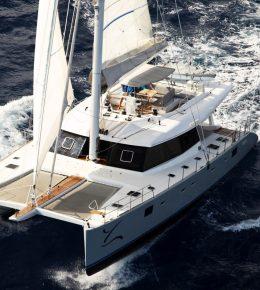 «sunreef 60ft» Sailing Catamaran