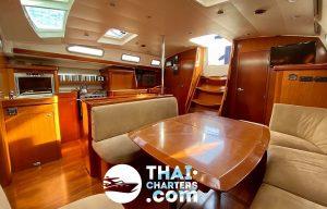 «oceanis 523ft» парусная яхта