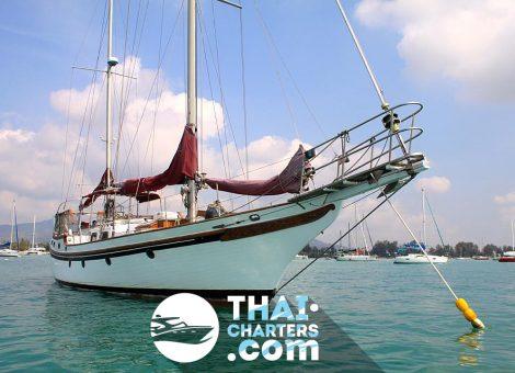 Продажа парусной яхты Vagabond 47