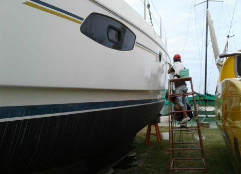 Продажа парусного катамарана «leopard 39»