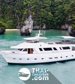 «siam Princess 65ft» Моторная яхта
